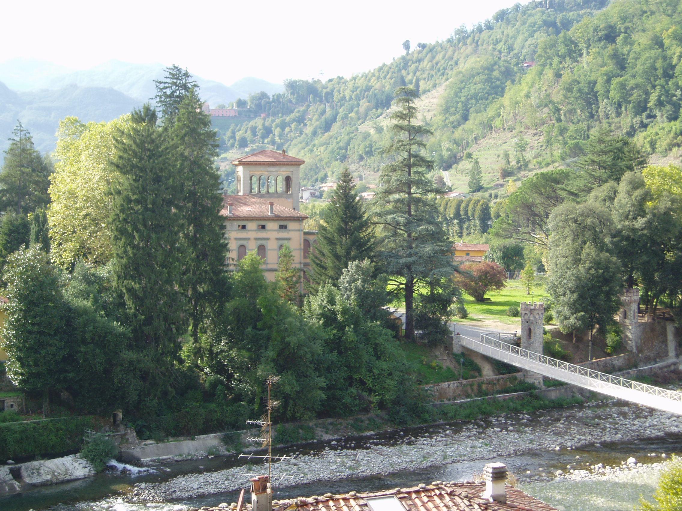 Passerella | Bagni di Lucca and Beyond