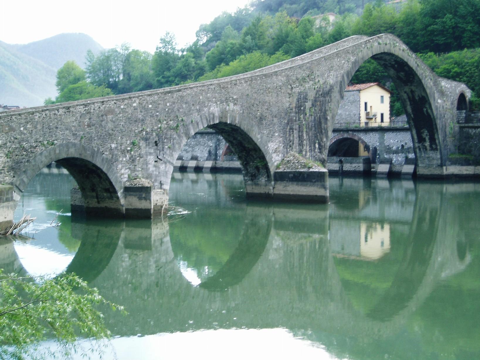 Ponte Maddelena – Devil\'s Bridge | Bagni di Lucca and Beyond