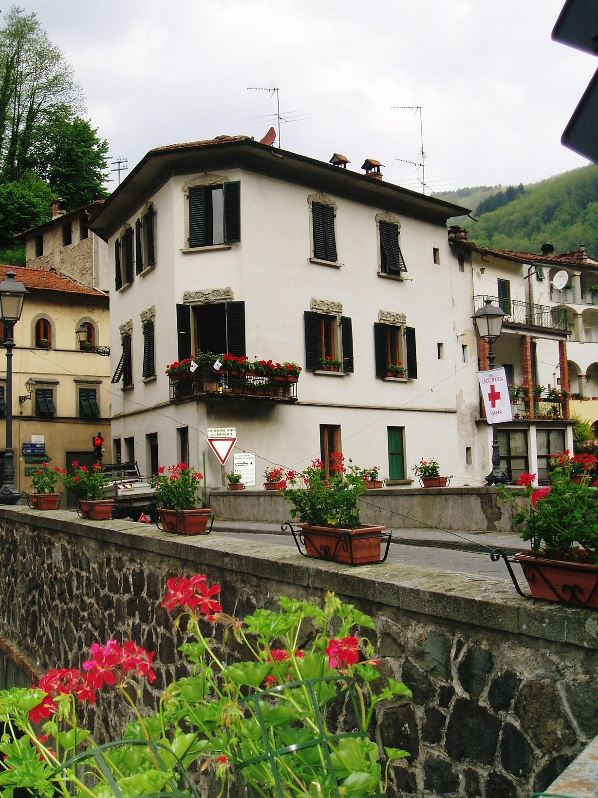 Why Bagni Di Lucca