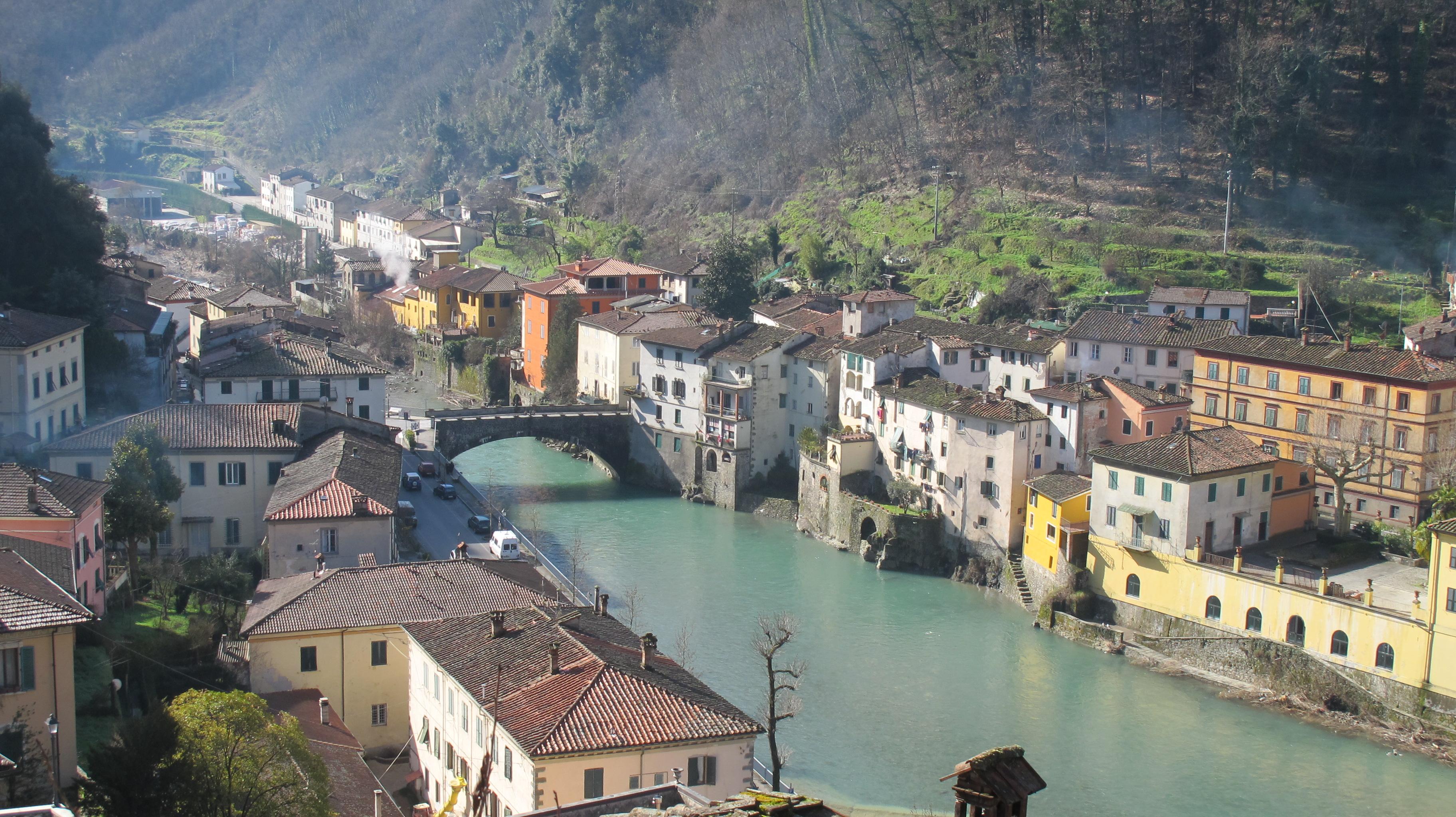 Ponte a serraglio february bagni di lucca and beyond - Bagno di lucca ...