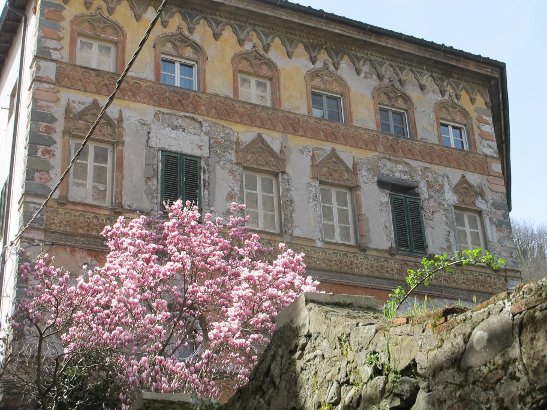 The English Church In Bagni Di Lucca