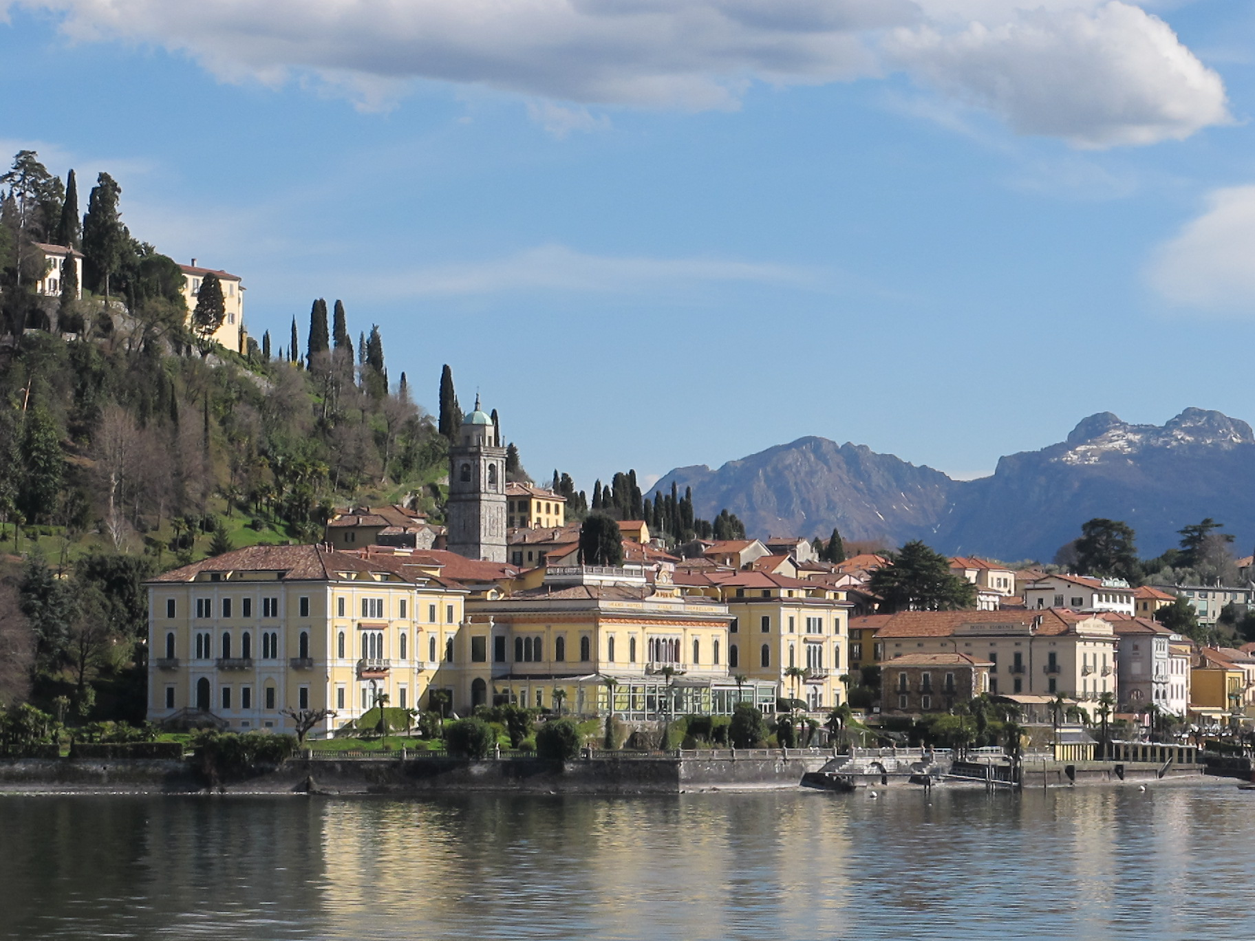 Waterfront side of the house - Bellagio Lake Como Bagni Di Lucca And Beyond
