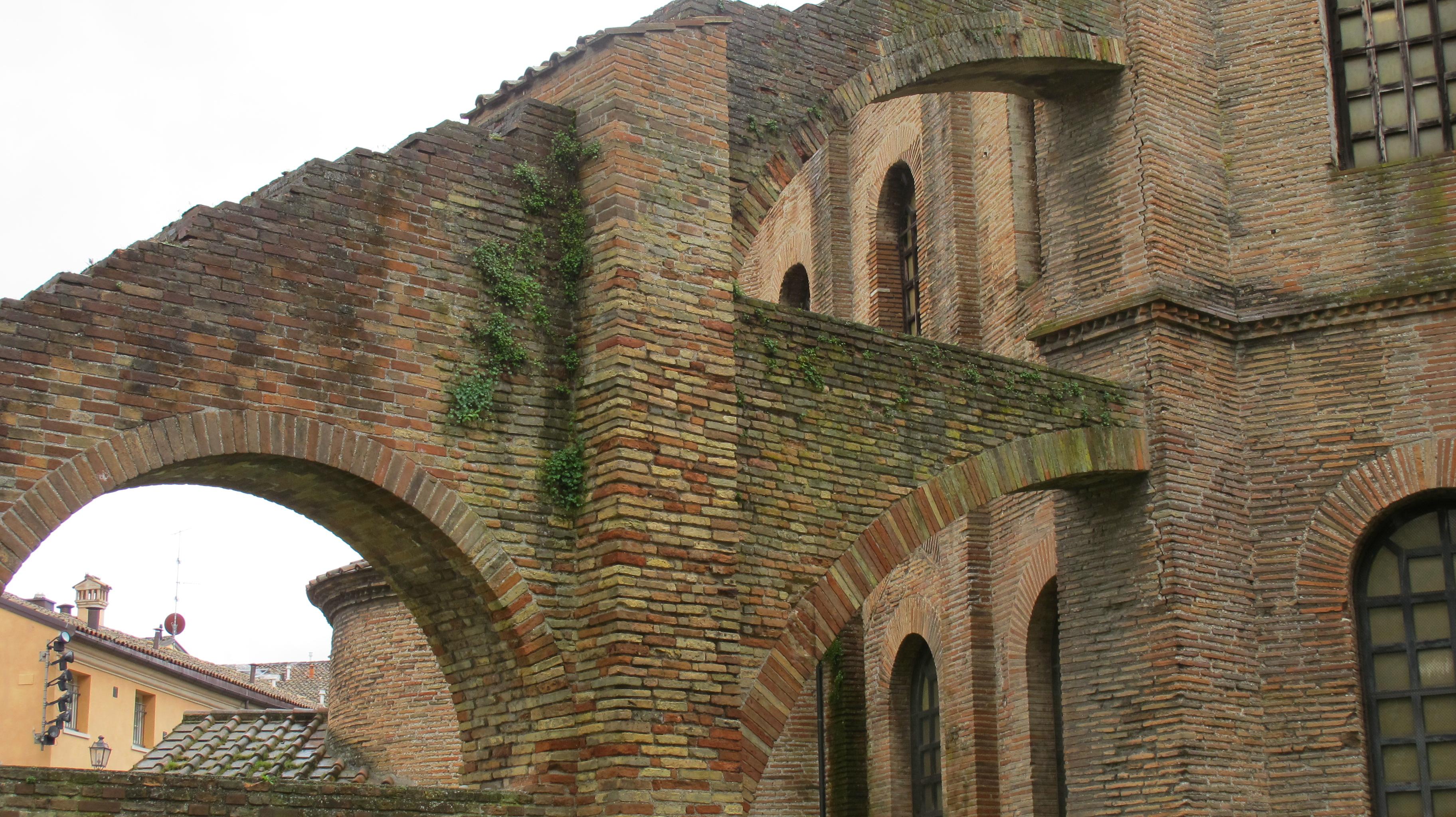 Basilica San Vitale – Ravenna | Bagni di Lucca and Beyond