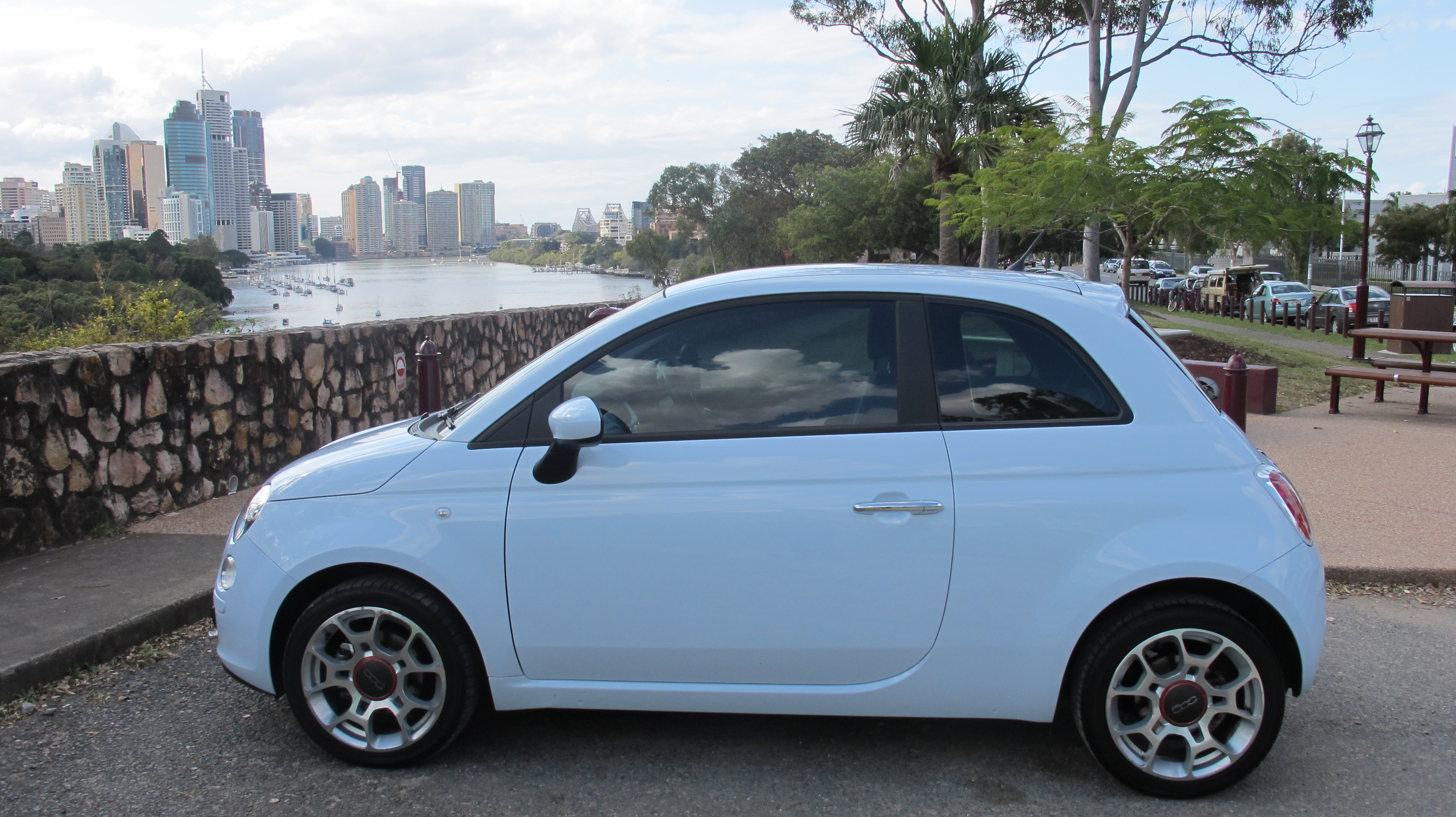 I Love My Baby Blue Fiat Bambino Bagni Di Lucca And Beyond