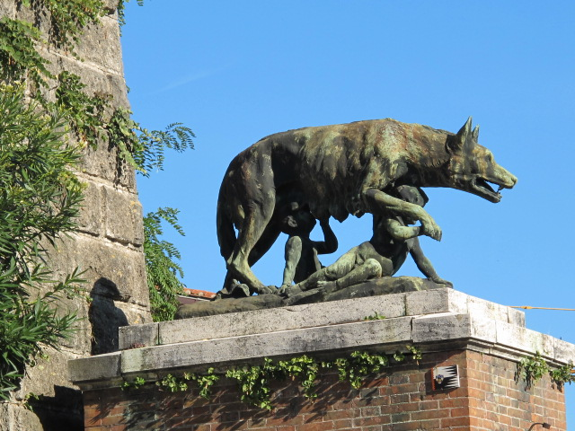 an overview of the ancient mythological creature of romulus and remus in rome A brief overview of the myth of romulus and remus.