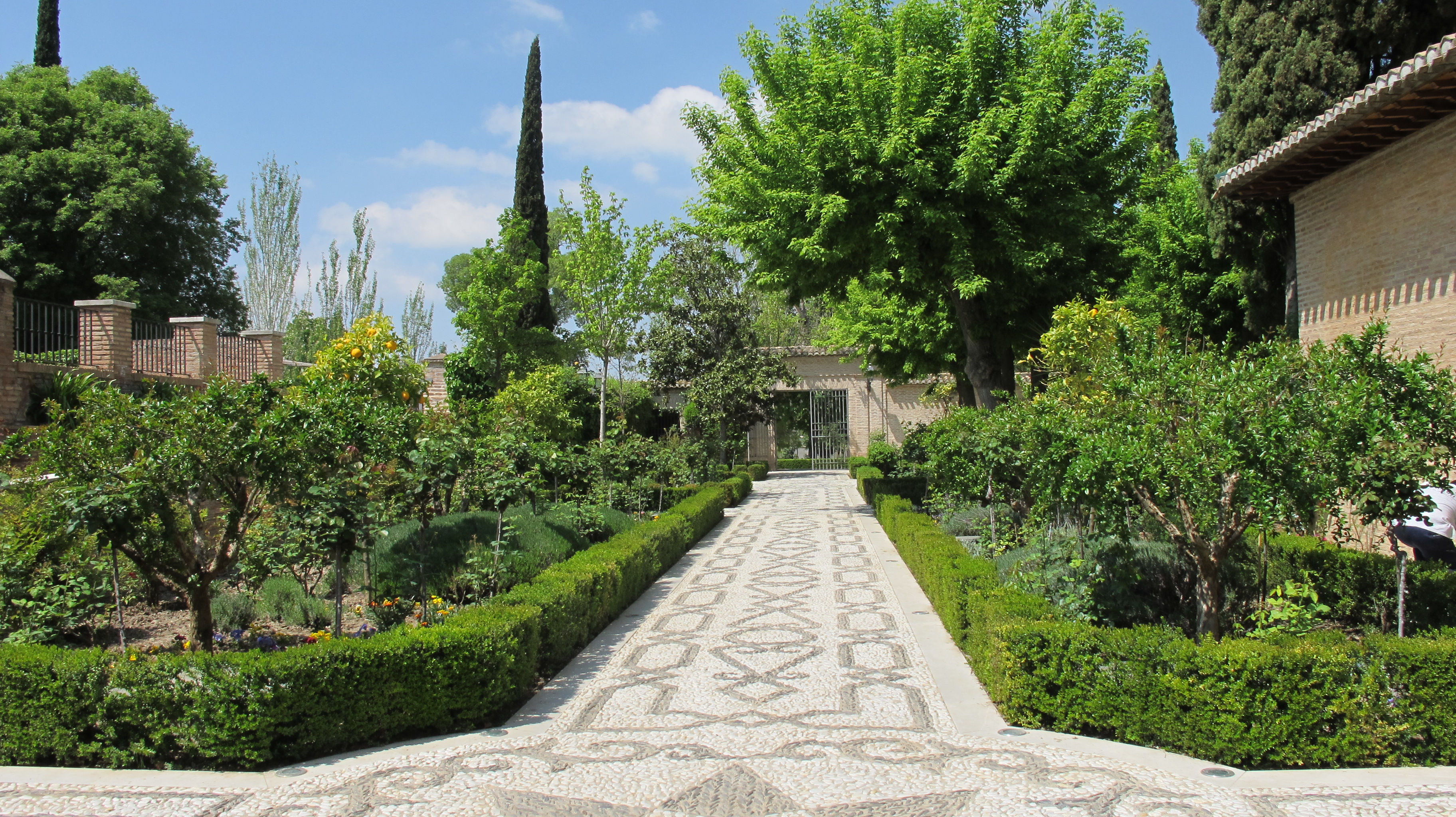 Parador De Granada San Francisco Alhambra Bagni Di