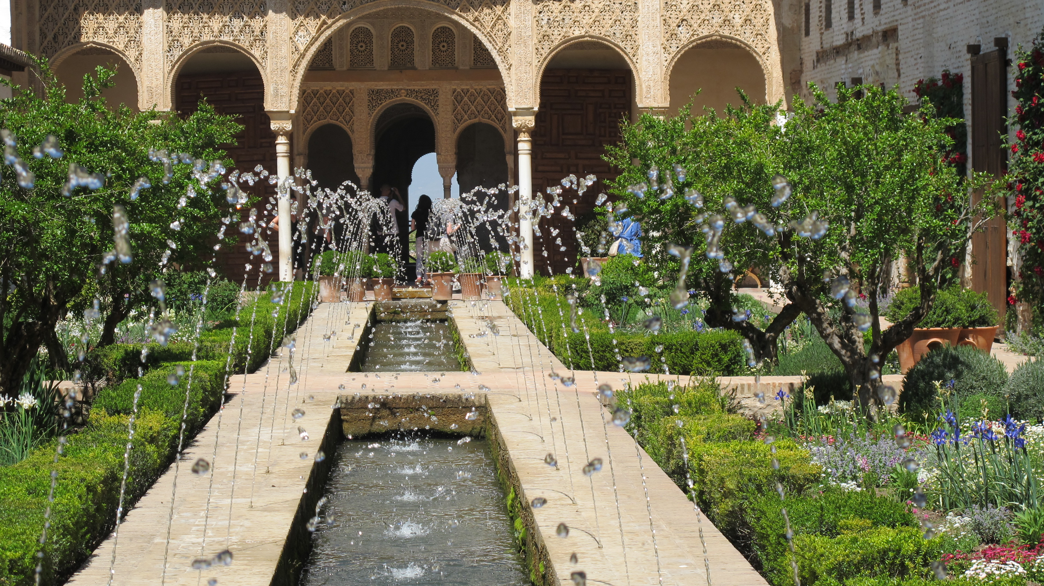 Amazing Alhambra | Bagni di Lucca and Beyond