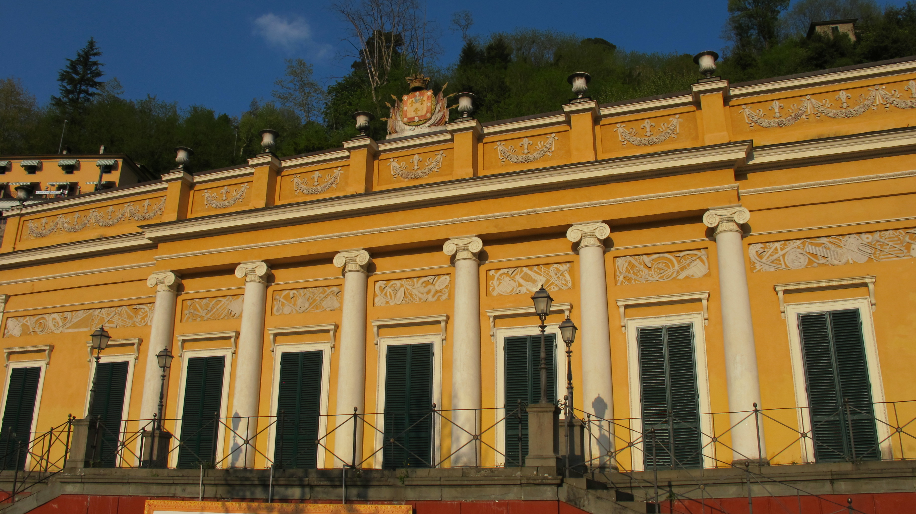 What\'s happening with the casino? | Bagni di Lucca and Beyond