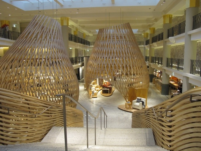 Hermes Paris Possibly The Most Exquisite Shop In The