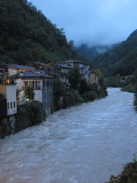 Stormy weather | Bagni di Lucca and Beyond
