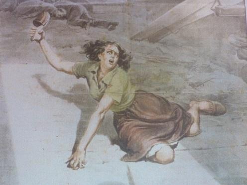 Newspaper clipping Sant'Anna Di Stazzema