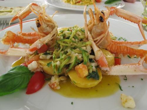 food inn Italy