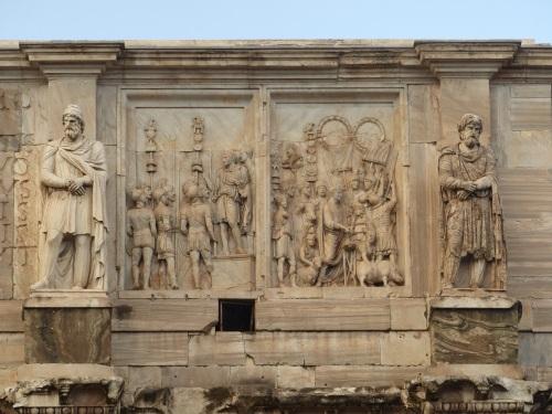 Arch of Constantinr