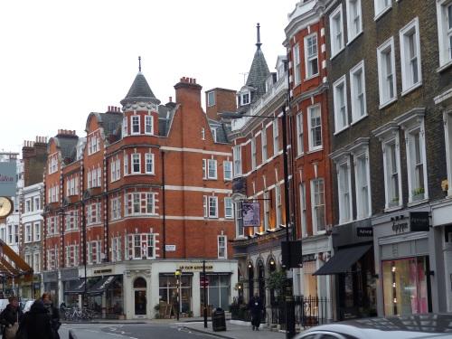 Marlybone High St London