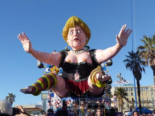 Viareggio Carnevale 2015