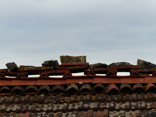 Montefegatesi roof
