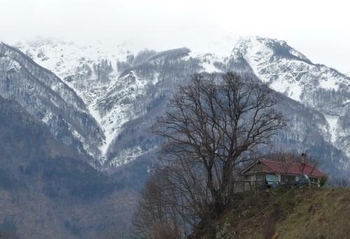 Bagni di Lucca mountains