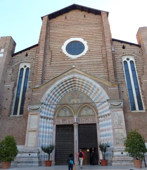 St Anastasia Verona