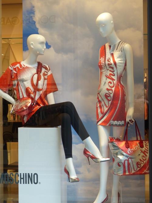 Moschino sprng 2015