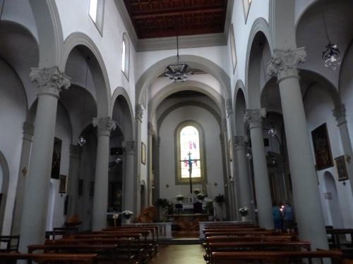 Church in Vinci