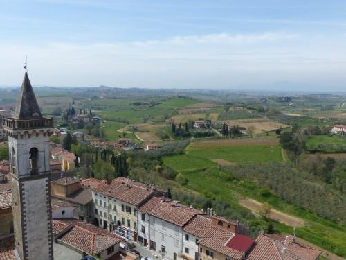 Vinci views