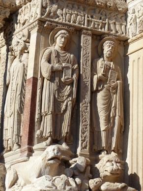 St Trophime Arles