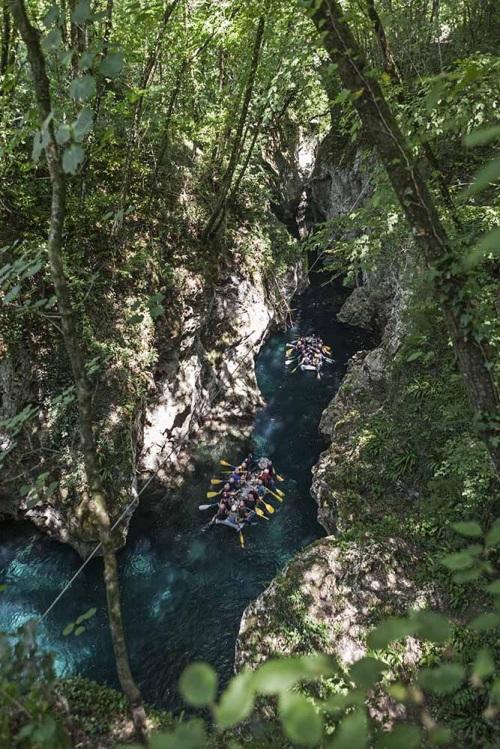 Canyon Park Bagni di Lucca