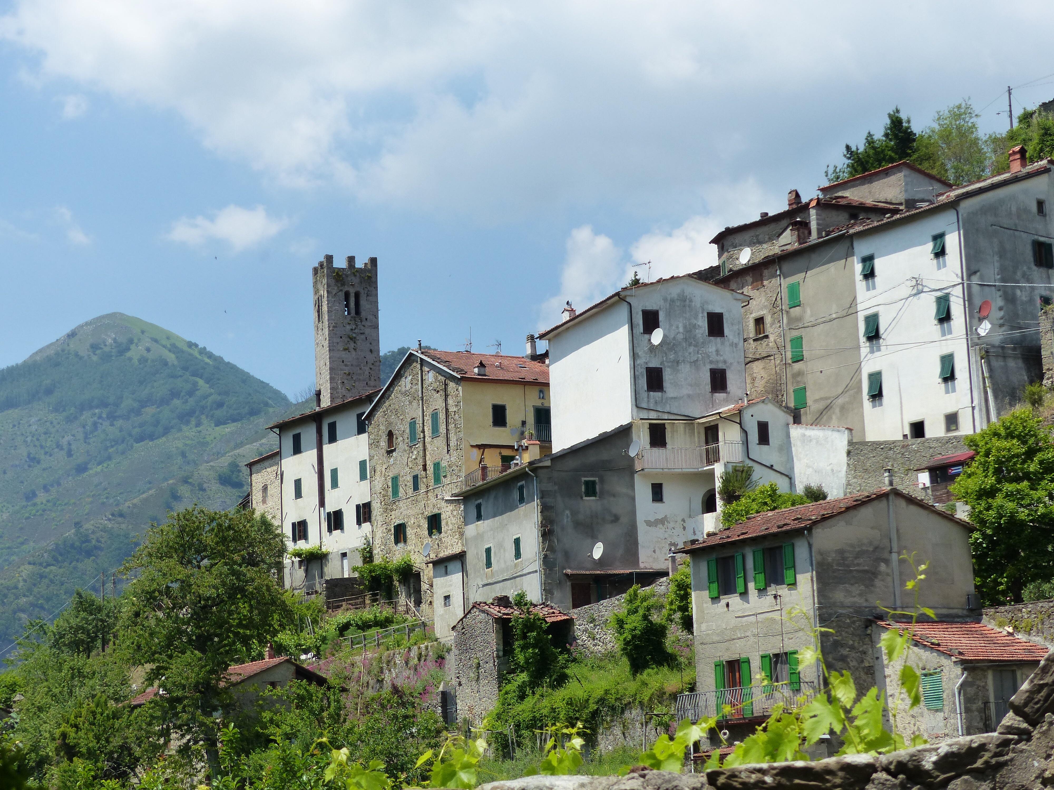 Back To Bagni Di Lucca