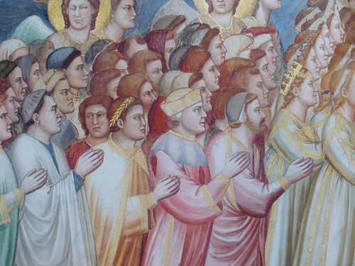 Giotto frescoes