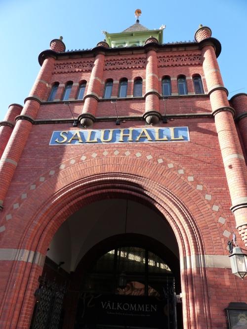 Saluhall Stockholm