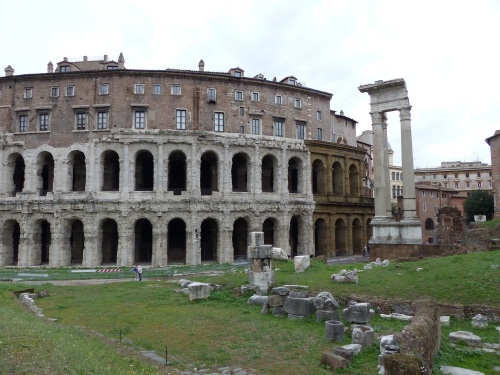 Teatro Marcello Rome