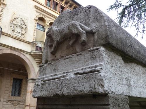 Antenore' tomb Padova