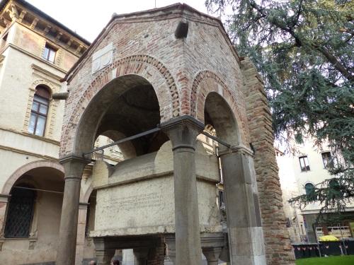 Antenore's tomb Padova