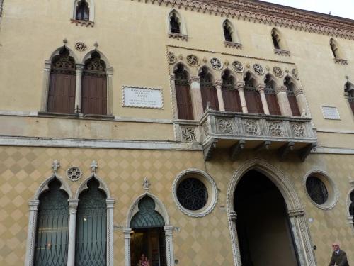 Palazzo Romanin Jacur Padova