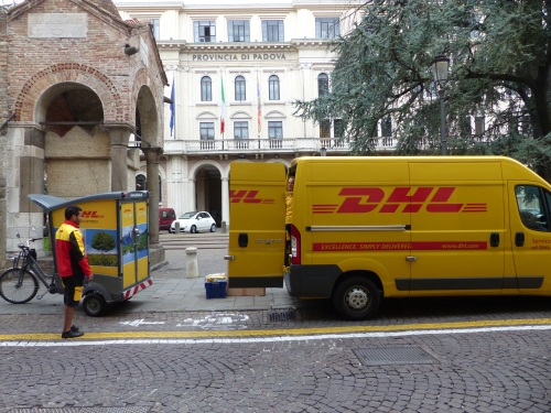 DHL Padova