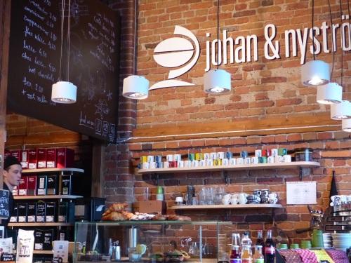 Helsinki cafe