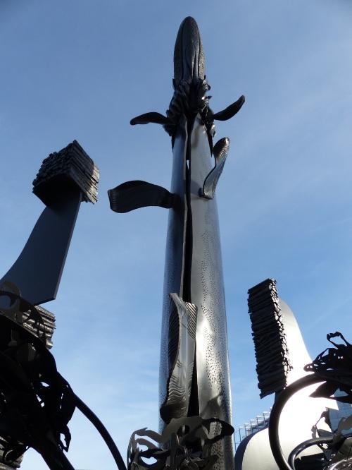 Giant Pike Helsinki