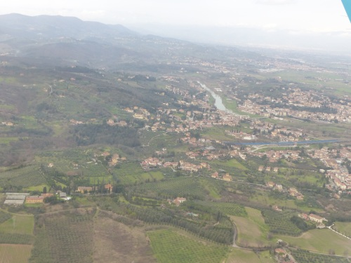 Above Florence