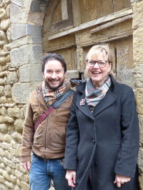 Rita and Edoardo