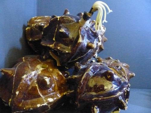 Hand granades Ortigia