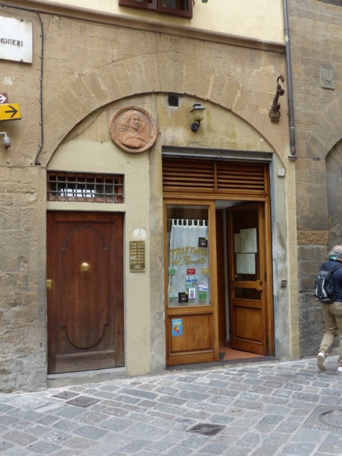 Dante's house Florence