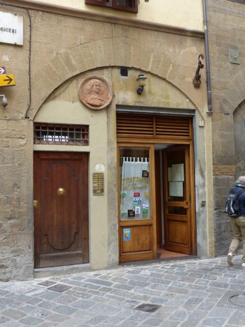 Dante's house Florence