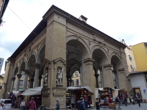Straw Market Florence