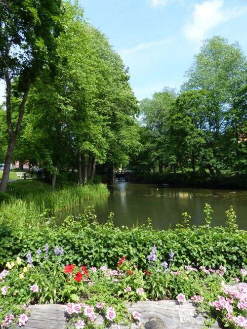 Fiskars village Finland