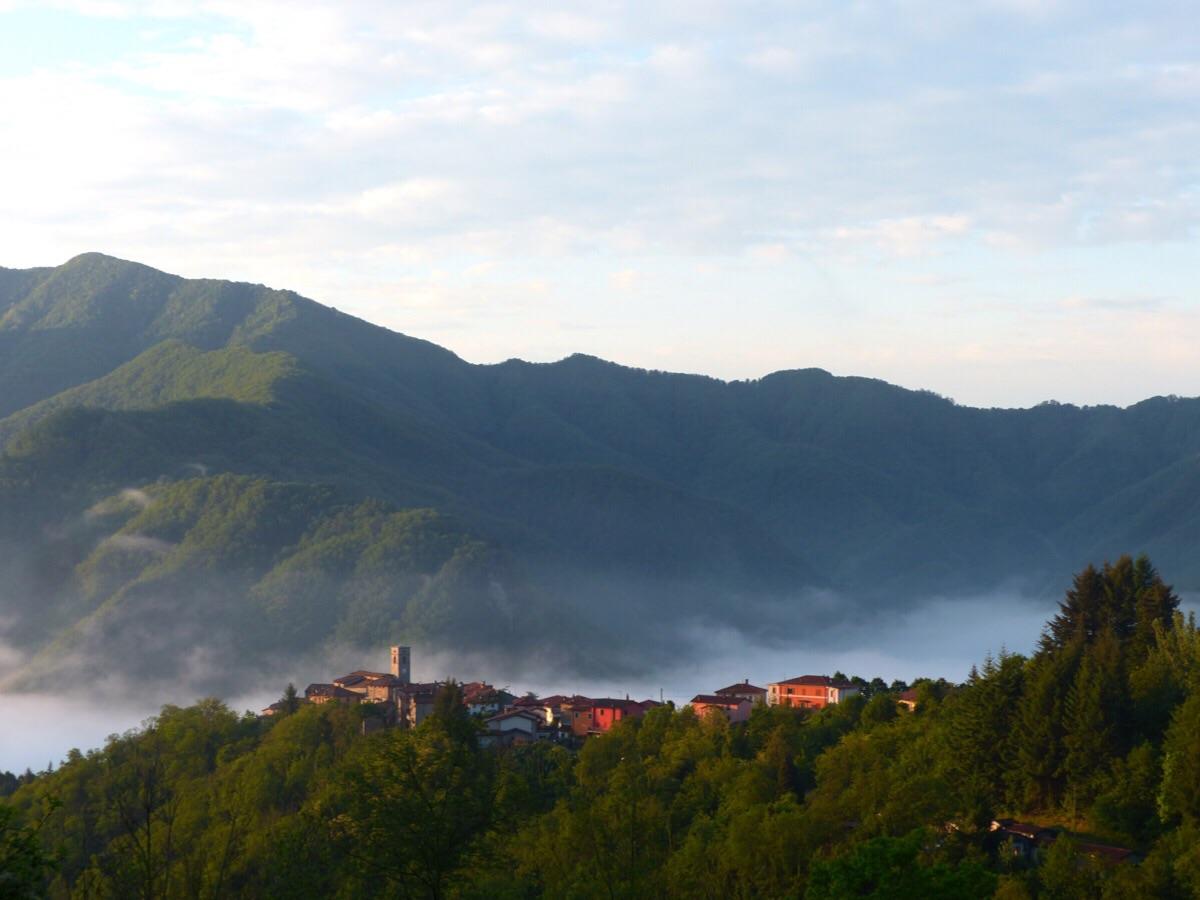 Casa Debbio weather | Bagni di Lucca and Beyond