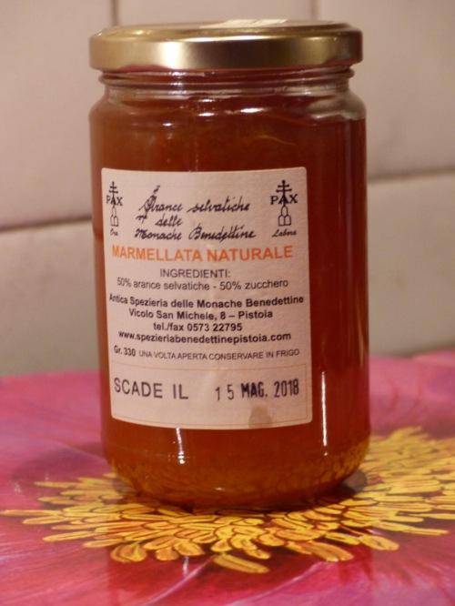 Pistoia marmalade