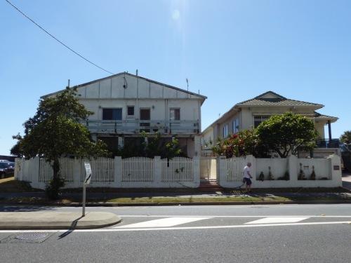 Old houses Main Beach