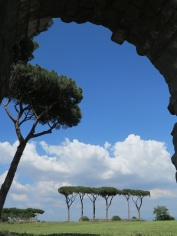 Rome -Apian way