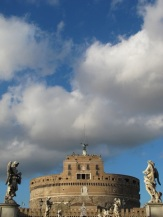 Rome Castel St Angelo