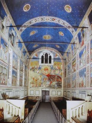 Scrovegni chapel Padova